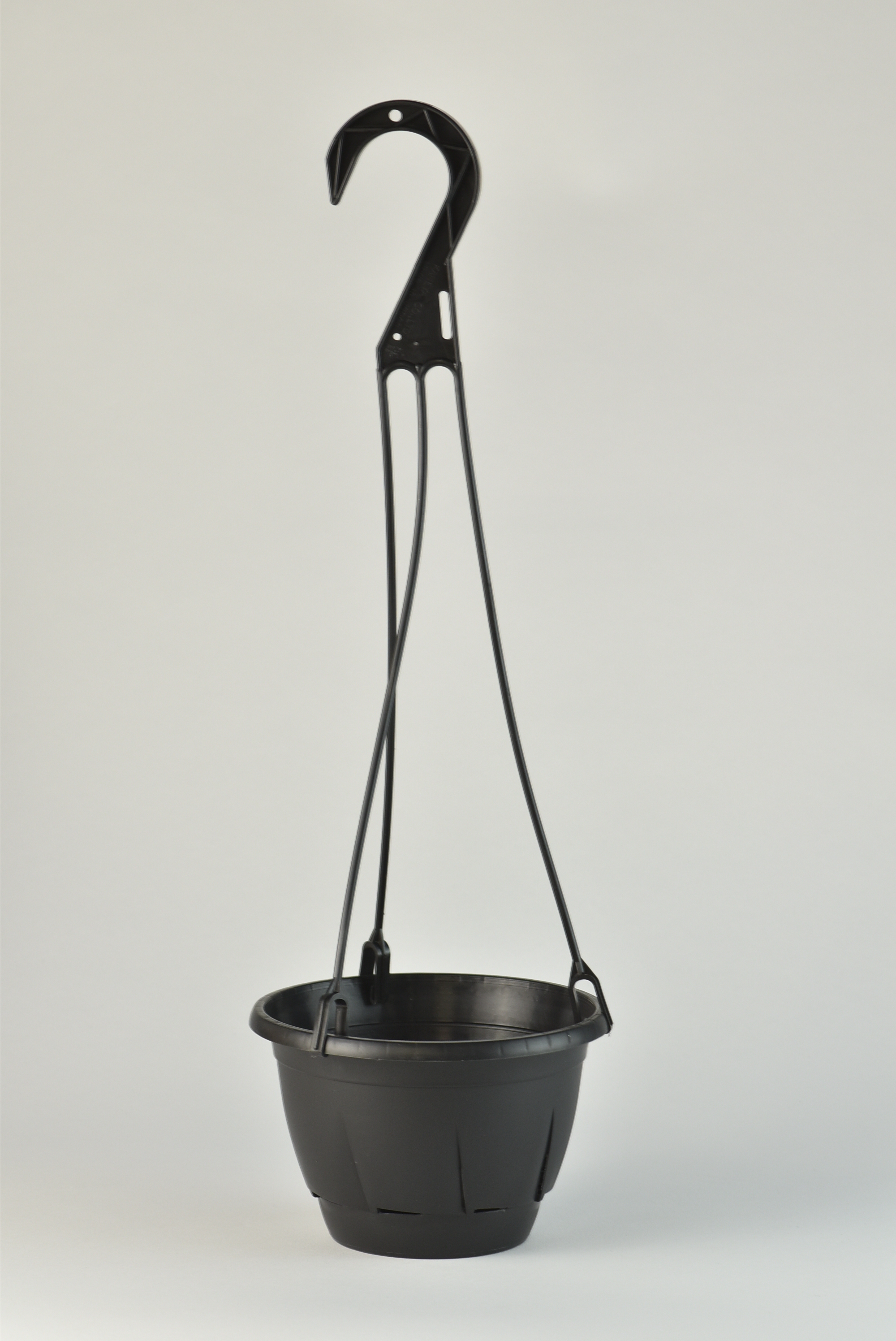 BC プラスチック製吊り鉢12個セット(底板付き)
